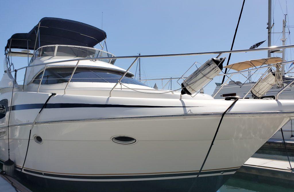 The Aquarus Yacht